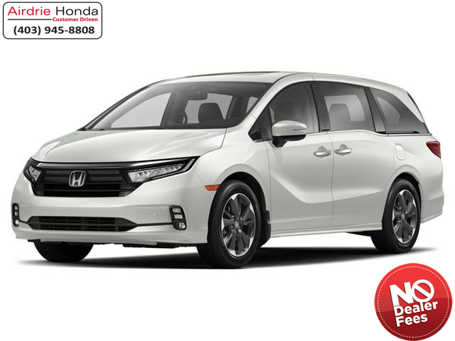 2022 Honda Odyssey Touring (Stk: 220007) in Airdrie - Image 1 of 1