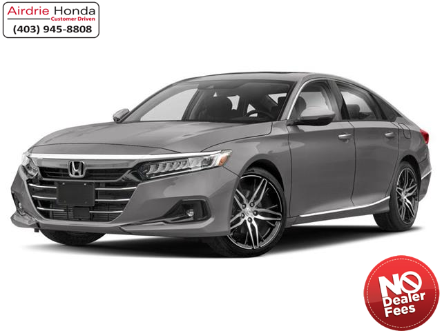 2021 Honda Accord Touring 2.0T (Stk: 210153) in Airdrie - Image 1 of 9
