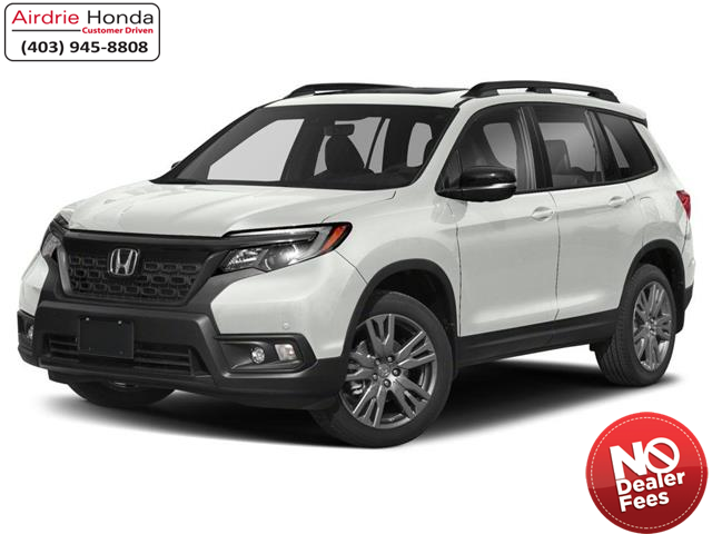 2021 Honda Passport EX-L (Stk: 210173) in Airdrie - Image 1 of 9