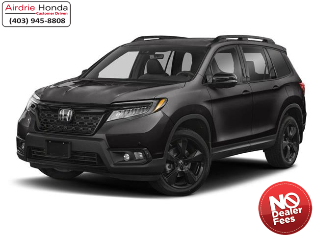 2021 Honda Passport Touring (Stk: 210232) in Airdrie - Image 1 of 9