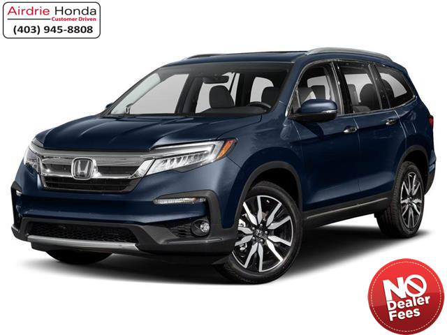 2021 Honda Pilot Touring 8P (Stk: 210231) in Airdrie - Image 1 of 9