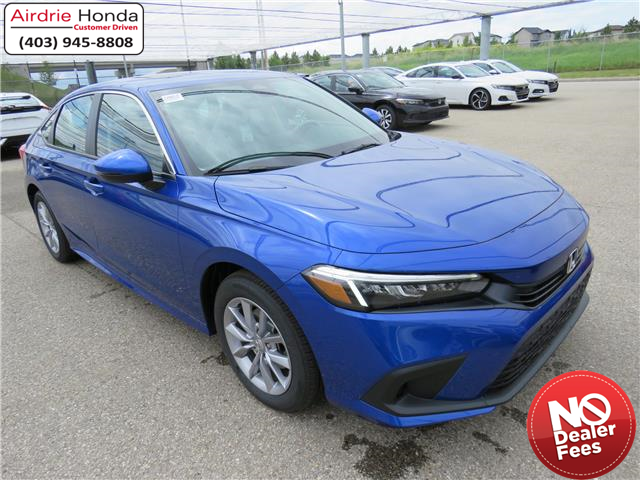 2022 Honda Civic EX (Stk: 220018) in Airdrie - Image 1 of 8