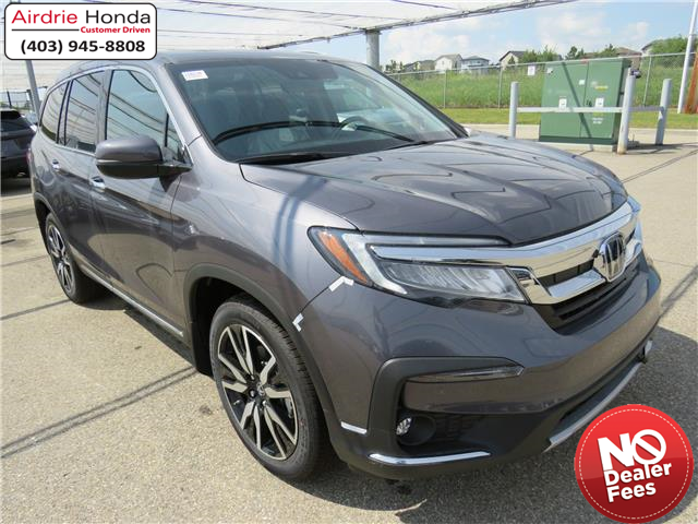 2021 Honda Pilot Touring 8P (Stk: 210230) in Airdrie - Image 1 of 8