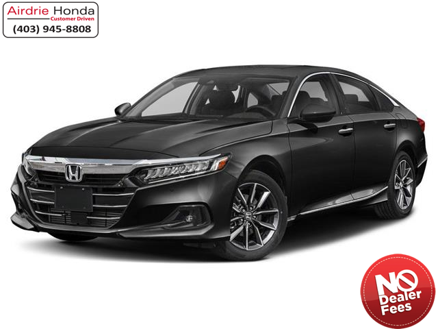 2021 Honda Accord EX-L 1.5T (Stk: 210326) in Airdrie - Image 1 of 9