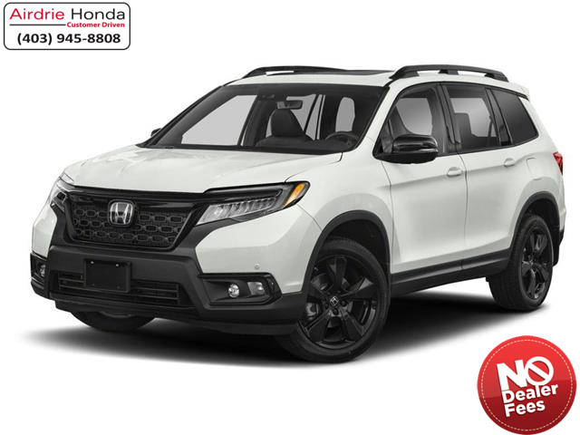 2021 Honda Passport Touring (Stk: 216329) in Airdrie - Image 1 of 9