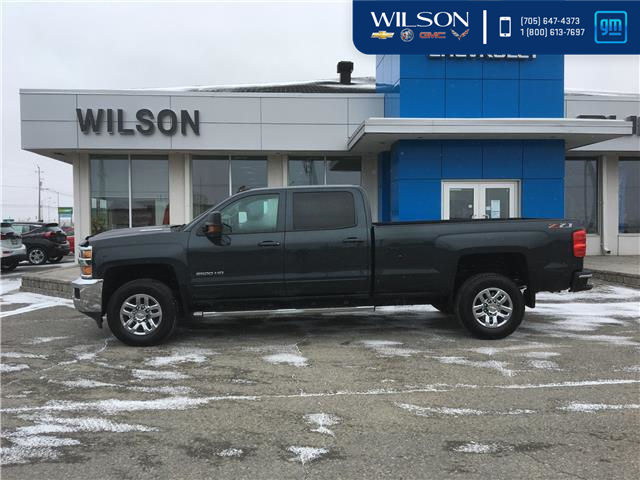 2019 Chevrolet Silverado 2500HD LT (Stk: 21244A) in Temiskaming Shores - Image 1 of 11