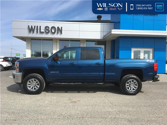 2019 Chevrolet Silverado 2500HD LT (Stk: 21243A) in Temiskaming Shores - Image 1 of 10