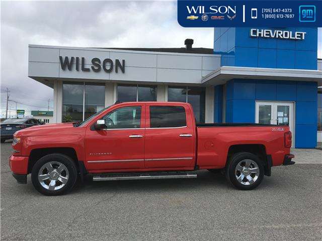 2016 Chevrolet Silverado 1500 2LZ (Stk: 21262A) in Temiskaming Shores - Image 1 of 11