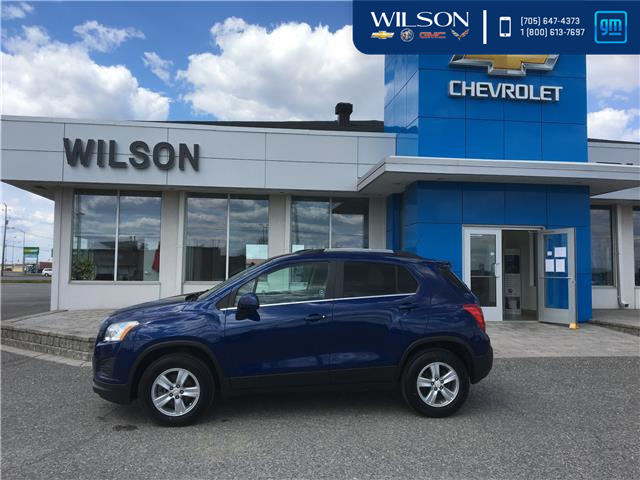 2016 Chevrolet Trax LT (Stk: 03761A) in Temiskaming Shores - Image 1 of 11