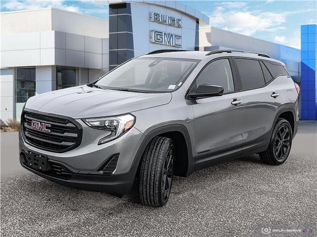 2021 GMC Terrain SLE (Stk: G21064) in Winnipeg - Image 1 of 25