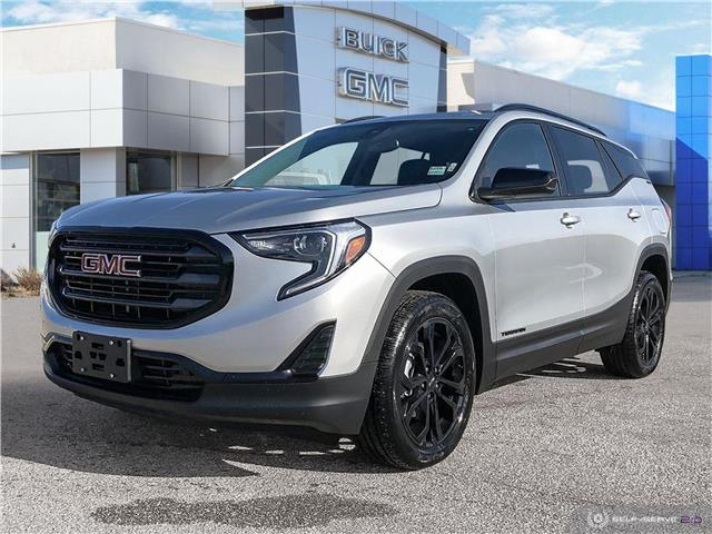 2021 GMC Terrain SLE (Stk: G21066) in Winnipeg - Image 1 of 25
