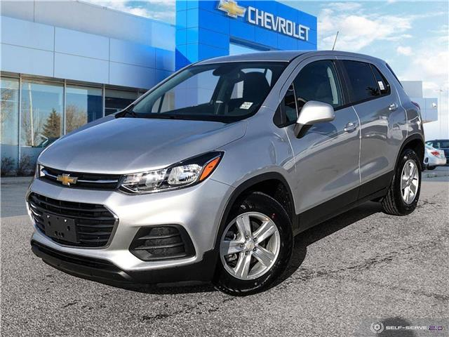 2021 Chevrolet Trax LS (Stk: G21132) in Winnipeg - Image 1 of 27