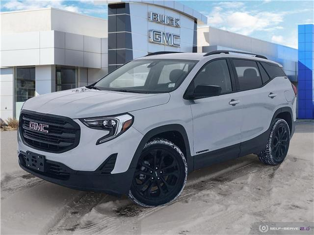 2021 GMC Terrain SLE (Stk: G21205) in Winnipeg - Image 1 of 25