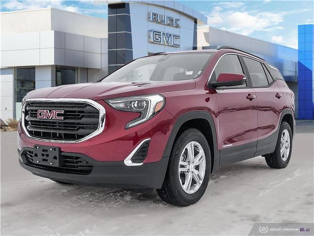 2021 GMC Terrain SLE (Stk: G21208) in Winnipeg - Image 1 of 25