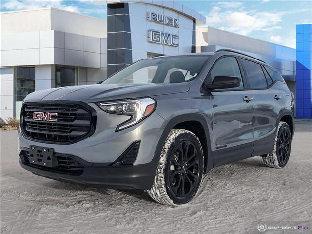 2021 GMC Terrain SLE (Stk: G21303) in Winnipeg - Image 1 of 25