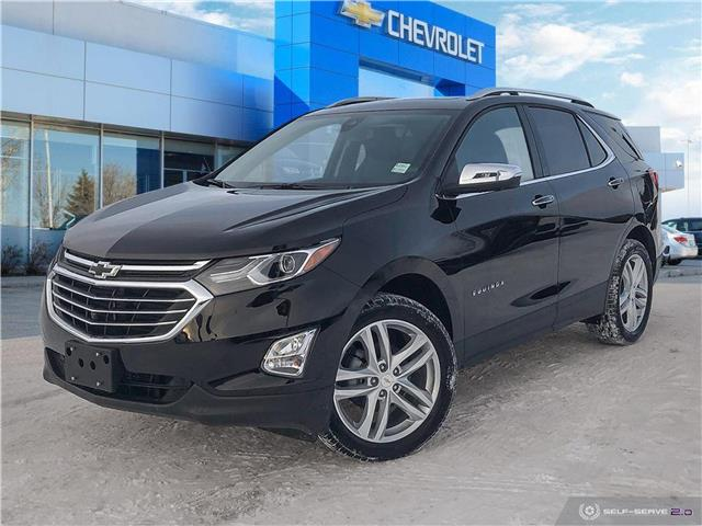 2021 Chevrolet Equinox Premier (Stk: G21307) in Winnipeg - Image 1 of 25