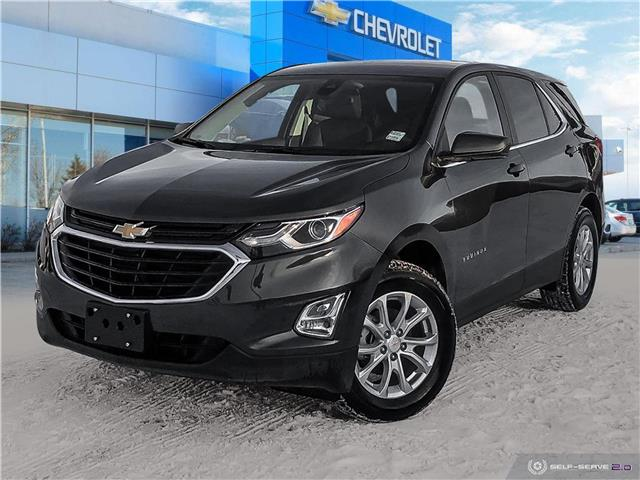 2021 Chevrolet Equinox LT (Stk: G21309) in Winnipeg - Image 1 of 25