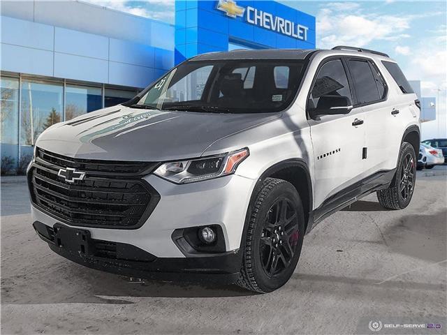 2021 Chevrolet Traverse Premier (Stk: G21403) in Winnipeg - Image 1 of 25