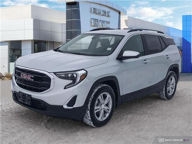 2021 GMC Terrain SLE (Stk: G21410) in Winnipeg - Image 1 of 25