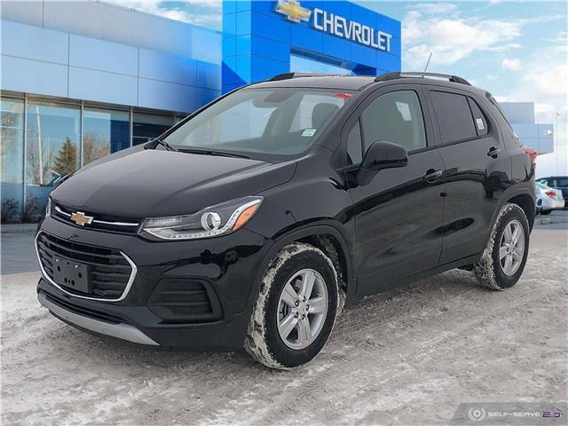 2021 Chevrolet Trax LT (Stk: G21426) in Winnipeg - Image 1 of 25