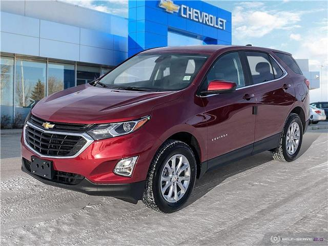 2021 Chevrolet Equinox LT (Stk: G21168) in Winnipeg - Image 1 of 25