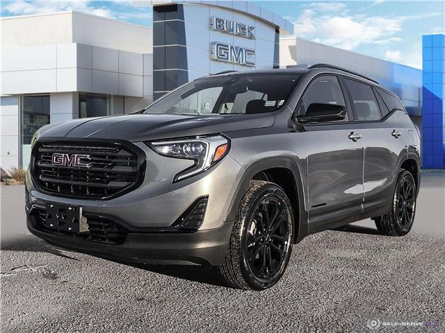2021 GMC Terrain SLE (Stk: G21261) in Winnipeg - Image 1 of 25
