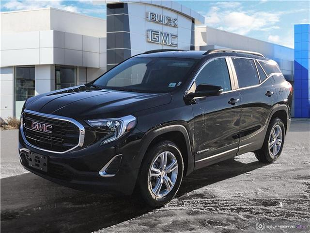 2021 GMC Terrain SLE (Stk: G21248) in Winnipeg - Image 1 of 25