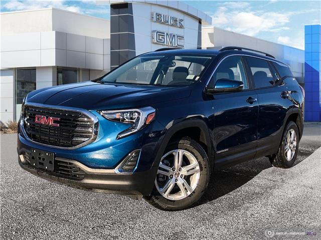 2021 GMC Terrain SLE (Stk: G21249) in Winnipeg - Image 1 of 25