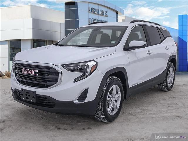 2021 GMC Terrain SLE (Stk: G21349) in Winnipeg - Image 1 of 25