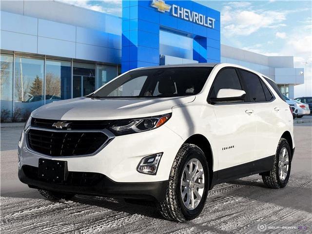 2021 Chevrolet Equinox LT (Stk: G21353) in Winnipeg - Image 1 of 25