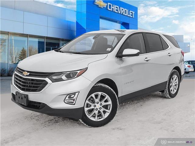 2021 Chevrolet Equinox LT (Stk: G21354) in Winnipeg - Image 1 of 25