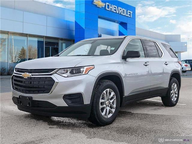 2021 Chevrolet Traverse LS (Stk: G21567) in Winnipeg - Image 1 of 27