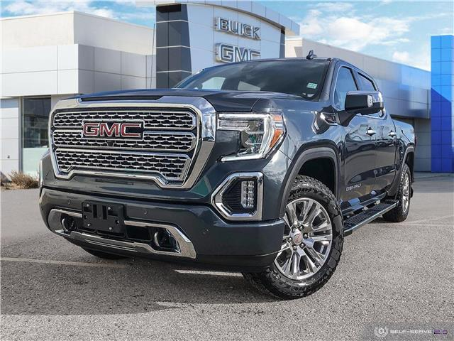 2021 GMC Sierra 1500 Denali (Stk: G21100) in Winnipeg - Image 1 of 27