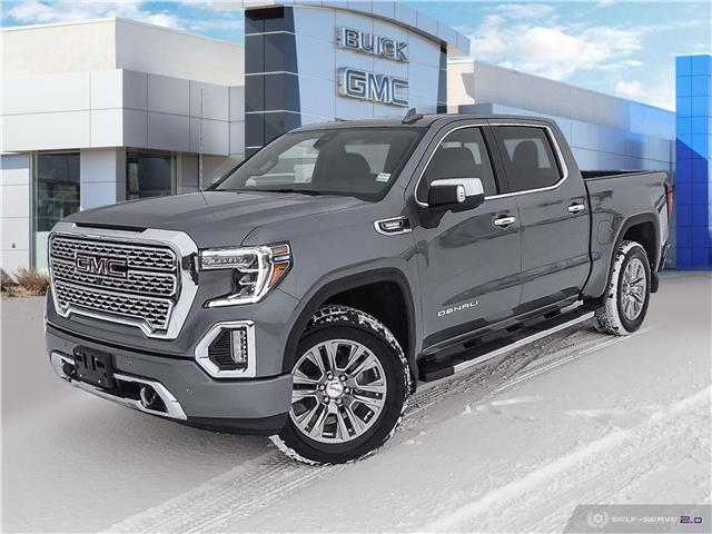 2021 GMC Sierra 1500 Denali (Stk: G21099) in Winnipeg - Image 1 of 27