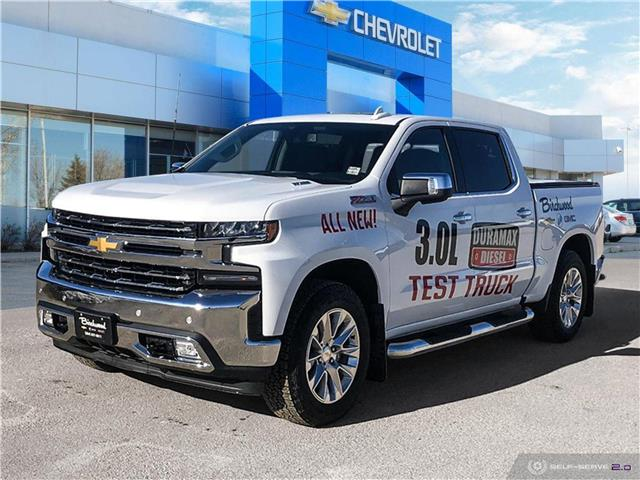 2021 Chevrolet Silverado 1500 LTZ (Stk: G21082) in Winnipeg - Image 1 of 25