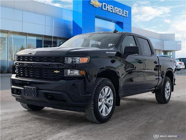 2021 Chevrolet Silverado 1500 Custom (Stk: G21465) in Winnipeg - Image 1 of 24