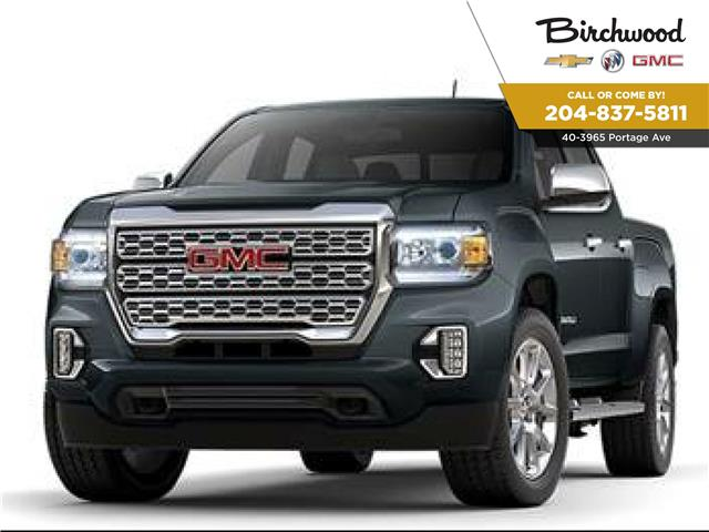 New 2021 GMC Canyon Denali The Best Deals to come in 2021 - Winnipeg - Birchwood Chevrolet Buick GMC