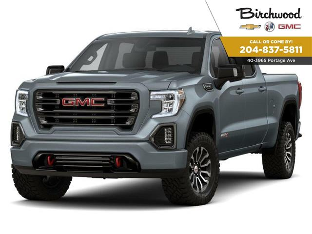 New 2021 GMC Sierra 1500 AT4 The Best Deals to come in 2021 - Winnipeg - Birchwood Chevrolet Buick GMC