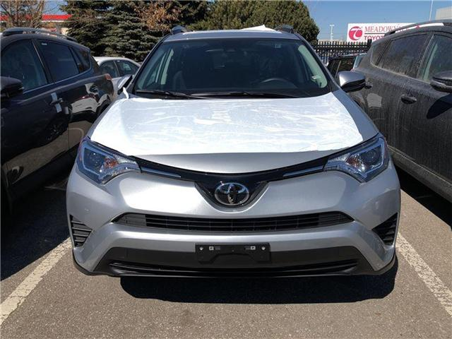 2018 Toyota RAV4 LE (Stk: M180607) in Mississauga - Image 2 of 5