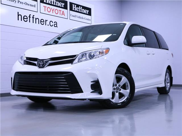 2020 Toyota Sienna LE 8-Passenger (Stk: 215192) in Kitchener - Image 1 of 24