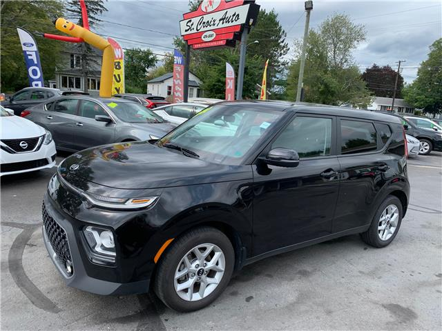 2020 Kia Soul EX (Stk: S200251A) in Fredericton - Image 1 of 13