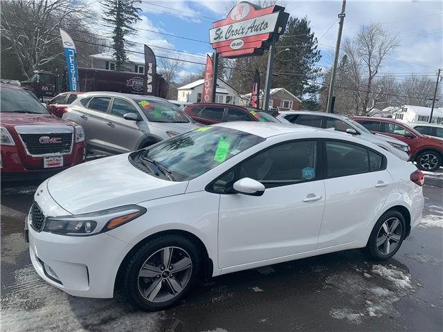 2018 Kia Forte LX+ (Stk: S210055B) in Fredericton - Image 1 of 10