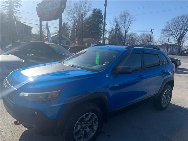 2020 Jeep Cherokee Trailhawk (Stk: 210565ab) in Fredericton - Image 1 of 11