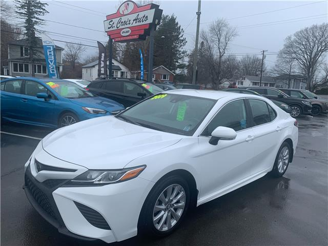 2019 Toyota Camry SE (Stk: 210758A) in Fredericton - Image 1 of 10