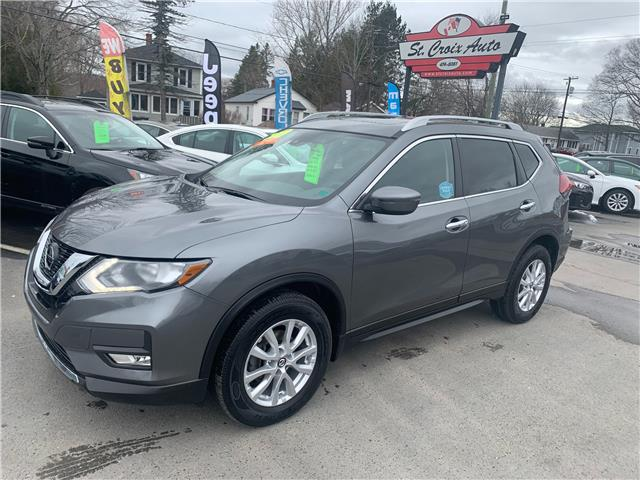 2019 Nissan Rogue SV (Stk: s200423b) in Fredericton - Image 1 of 15