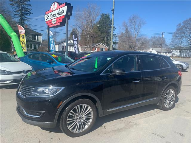 2017 Lincoln MKX Reserve (Stk: S200431A) in Fredericton - Image 1 of 19