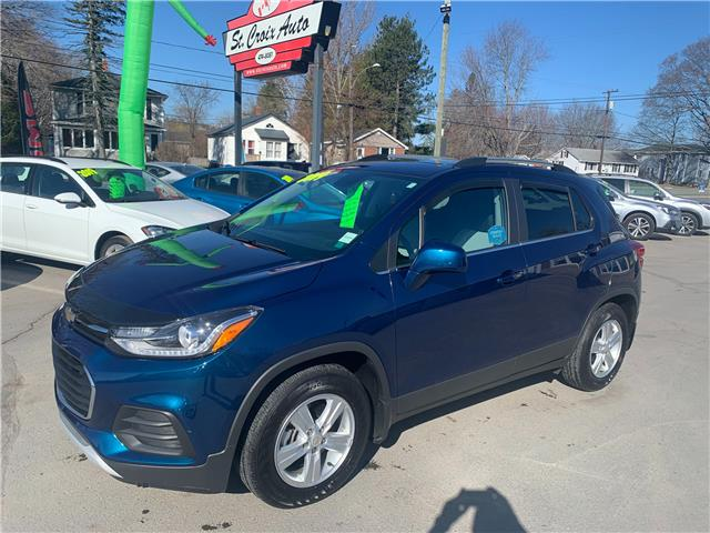 2019 Chevrolet Trax LT (Stk: 210960e) in Fredericton - Image 1 of 12