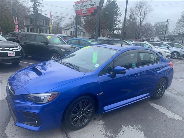 2018 Subaru WRX Sport (Stk: 210984C) in Fredericton - Image 1 of 12