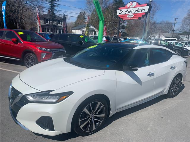 2020 Nissan Maxima SL (Stk: 210949a) in Fredericton - Image 1 of 12