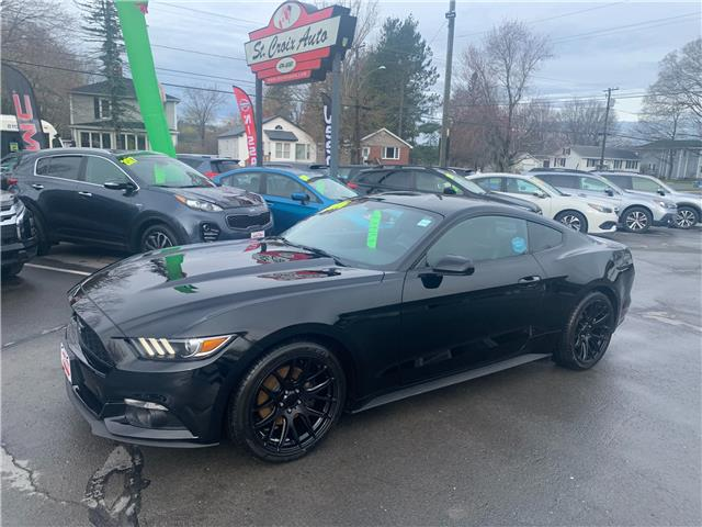 2016 Ford Mustang V6 (Stk: 210955B) in Fredericton - Image 1 of 7